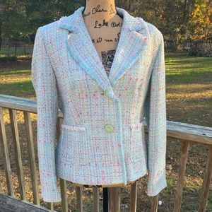 Women's Tribal Blazer Size 10